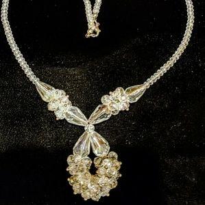 Custom Made Teardrop Necklace